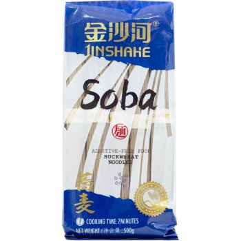 Локшина Соба JinShahe 500г
