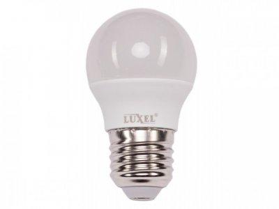 Світлодіодна лампа Luxel G45 7W 220V E27 (050-H 7W)