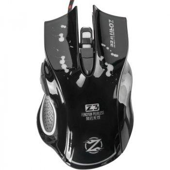 Миша USB Zornwee Z3 Black