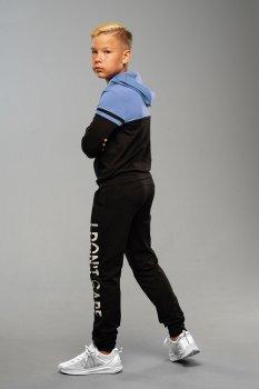 Спортивний костюм Tiaren Sasha Чорний/блакитний