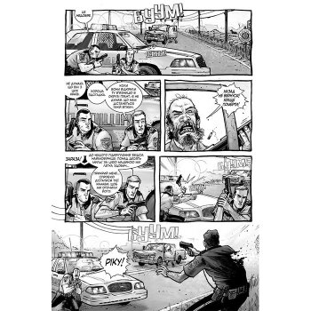 Комікс Ходячі Мерці. Книга Перша - The Walking Dead (12456)