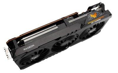 Видеокарта AMD Radeon RX 6900 XT 16GB GDDR6 TUF Gaming OC Asus (TUF-RX6900XT-O16G-GAMING)