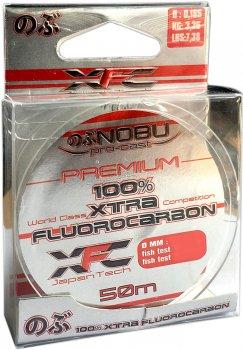 Флюорокарбон Lineaeffe FF NOBU XFC 50 м 0.22 мм 4.65 кг Прозрачный (3043022)