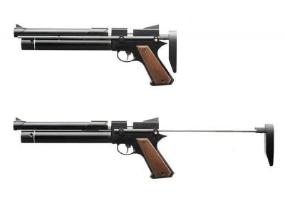 Пистолет PCP Artemis PP750 + насос Artemis