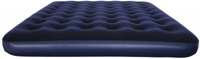 Надувной матрас Supretto 203x152x22 см Синий (5993-0001)