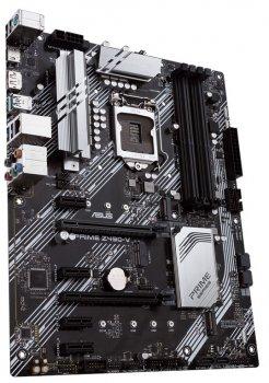 Материнська плата Asus Prime Z490-V-SI (s1200, Intel Z490, PCI-Ex16)
