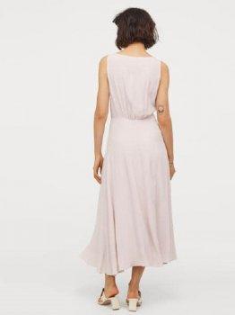 Плаття H&M 0733076-9 Рожеве
