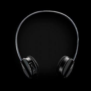 Наушники с микрофоном Rapoo Wireless Stereo Headset H3050 Black