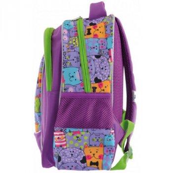 Рюкзак школьный каркасный для девочек SMART 556811 ZZ-02 Kotomania (273257)
