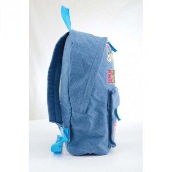 Рюкзак школьный для девочек YES 553923 ST-15 Jeans XOXO (272598)