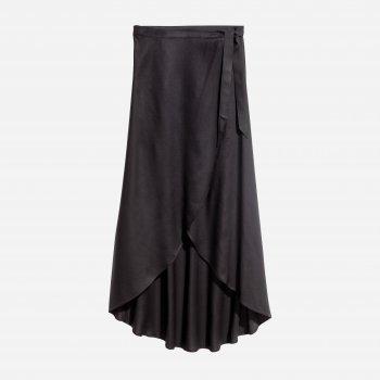 Спідниця H&M 0504504-5 Чорна