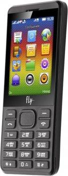 Мобільний телефон Fly FF281 Dark Grey