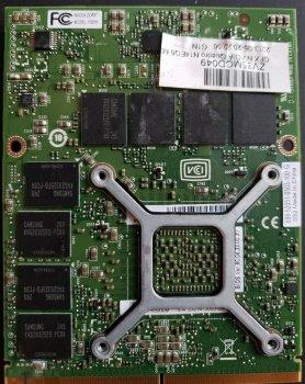 NVIDIA Quadro K5000M 4 ГБ GDDR5
