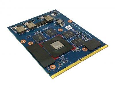 NVIDIA Quadro P1000 MXM 4 ГБ GDDR5