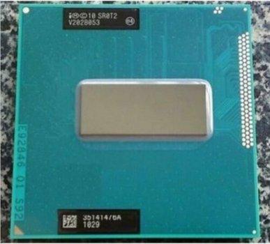 Процесор Intel Core i7-3920XM 4.6 ГГц