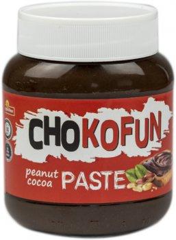 Арахисовая какао паста Augustino Chokofun 350 г (4820186340440)