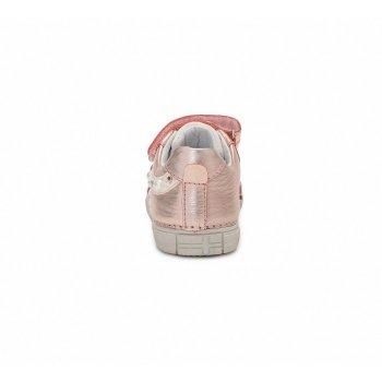 Кросівки для дівчаток DD Step 049-68B сріблясті