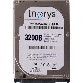 I. norys 320 GB (INO-IHDD0320S2-N1-5408)