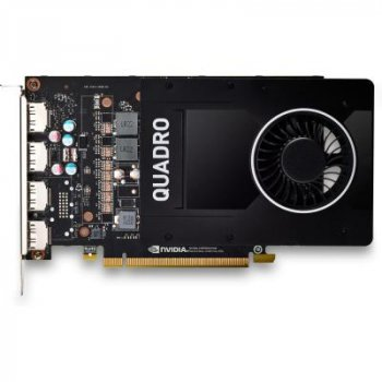 Видеокарта QUADRO P2200 5120MB OEM ASUS (90SKC000-M4VAN0)