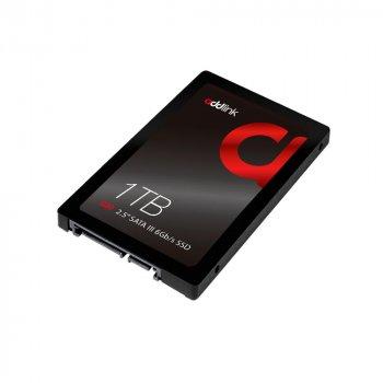 """SSD накопичувач AddLink S20 1TB 2.5"""" SATA III 6Gb/s 3D TLC SSD (ad1TBS20S3S)"""