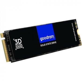 SSD накопичувач GOODRAM PX500 512GB NVMe 3D NAND (SSDPR-PX500-512-80)