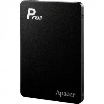 SSD накопичувач APACER Pro II AS510S 128GB SATAIII MLC (AP128GAS510SB-1)