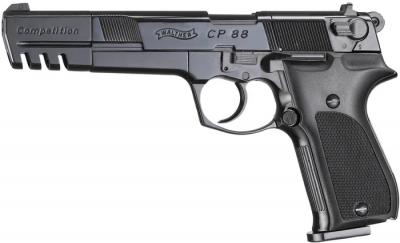"""Пневматичний пістолет WALTHER CP88 6 """"Competition"""
