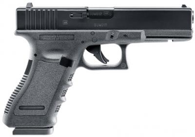 Пневматичний пістолет Umarex Glock 17