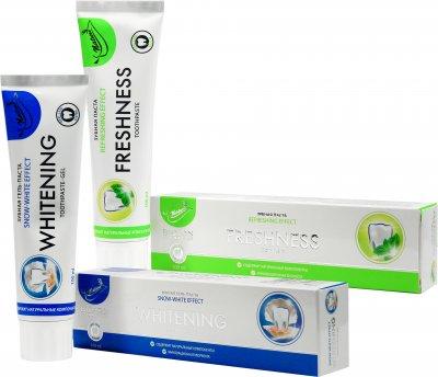 Набор для ухода за полостью рта Bioton Cosmetics Nature (4820026151045)