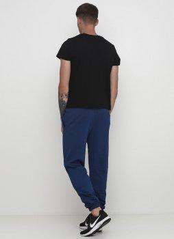 Штани Solo Спортивні синій джинс