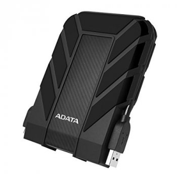 "Жорсткий диск ADATA 2.5"" USB 3.1 2TB HD710 Pro захист IP68 Black"