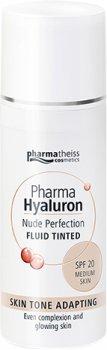Тональный флюид Pharma Hyaluron Nude Perfection Medium SPF-20 50 мл (4016369355923)