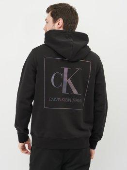Худі Calvin Klein Jeans Iridescent Hoodie J30J318017-BEH Pvh Black