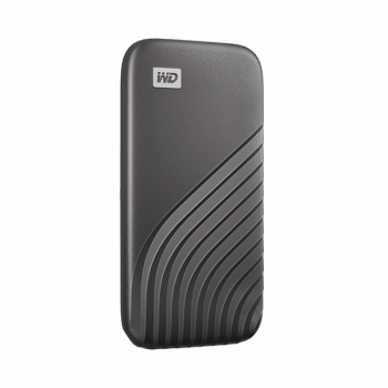 Зовнішній SSD накопичувач 1TB WD My Passport (WDBAGF0010BGY-WESN) USB 3.2 Type-C