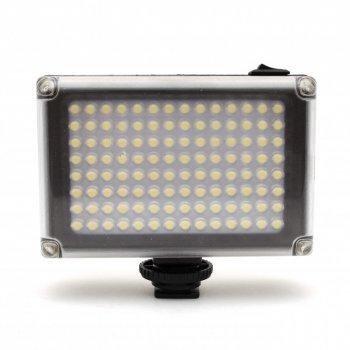 Диммируемая светодиодная панель Ulanzi 112 LED с аккумулятором 1500 mAh WZ5622