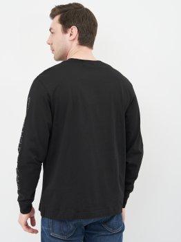 Лонгслів Calvin Klein Jeans Iridescent L/S Pocket Tee J30J317493-BEH Pvh Black