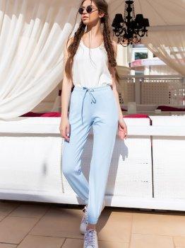 Спортивні штани ELFBERG 477 Блакитні