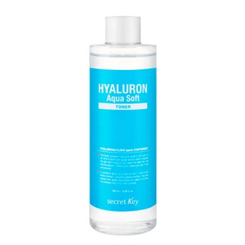 Гиалуроновый тонер Secret Key Hyaluron Aqua Soft Toner (8809613090000)