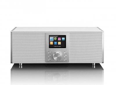 Акустична система з вбудованим радіо Lenco Concerto DIR-2000 біла