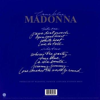 Виниловая пластинка Madonna – True Blue