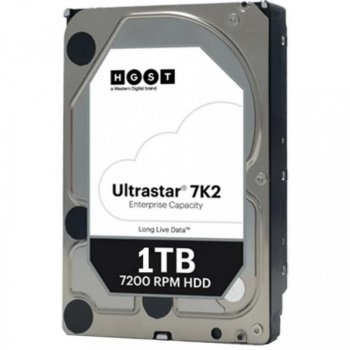 HGST Ultrastar 7K2 HUS722T1TALA604/1W10001 (HUS722T1TALA604)