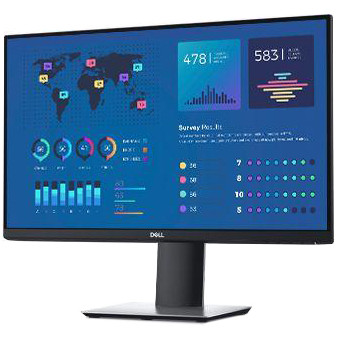 Монітор DELL Dell Monitor P2421DC Black (210-AVMG)