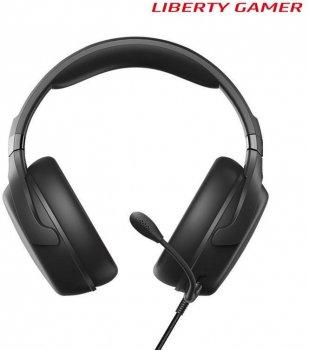 Навушники Takstar FLIT Gaming headset Black (90402201)