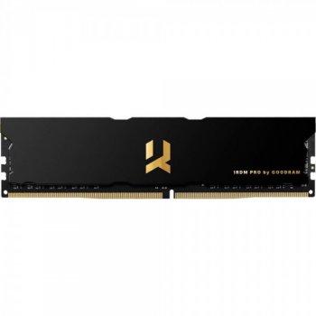 Модуль пам'яті GoodRam 16 GB DDR4 3600 MHz IRDM Pro (IRP-3600D4V64L17/16G) (F00239789)