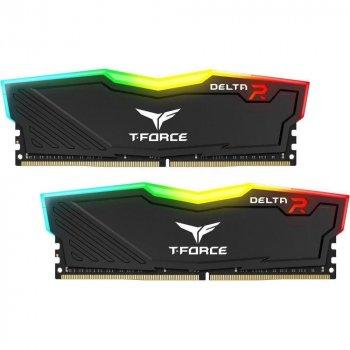 Team T-Force Delta Black RGB TF3D416G3200HC16CDC01 (TF3D416G3200HC16CDC01)