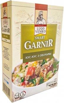 Упаковка кускуса Lugo Venko с овощами 166 г х 6 шт (3149640000640)