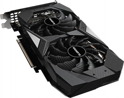 Gigabyte PCI-Ex GeForce RTX 2060 OC 6GB GDDR6 (192bit) (1755/14000) (1 x HDMI, 3 x Display Port) (GV-N2060OC-6GD V2)