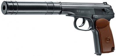 Пневматический пистолет Umarex Legends PM KGB (5.8145)