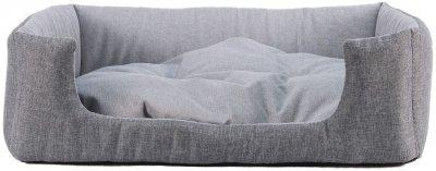Лежак для кішок і собак Фортнокс FX home Rosto 42 х 34 х 12 см Сірий (2820000013460)