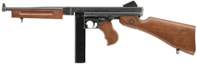 Пневматичний пістолет-кулемет Umarex Legends M1A1 Blowback (5.8390)